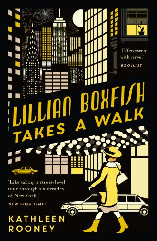 Lillian Boxfish Takes a Walk | Kathleen Rooney