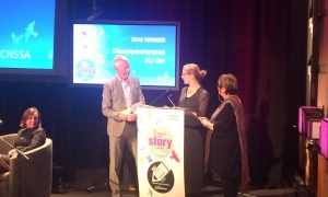 KJ Orr wins the BBC Short Story Award!