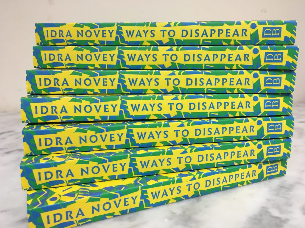 Idra Novey on the Guardian Books Podcast