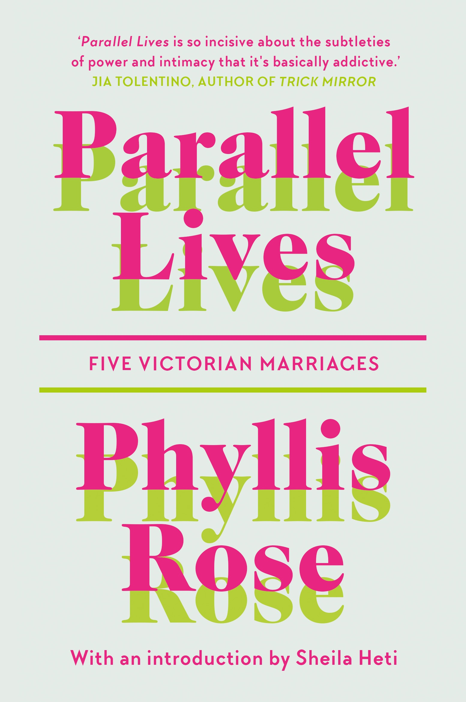 Parallel Lives: Five Victorian Marriages